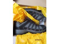 Cat Safety Trainers size 9.