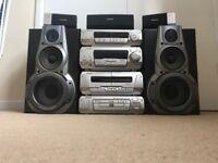 Technccs stereo surround sound £50 ono