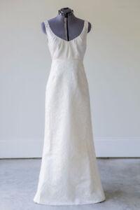 JCREW Wedding Dress Size 6 Never worn, NEW