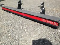 Mercedes Sprinter Volkswagen Crafter Hope Safe T Bar Rear Bumper
