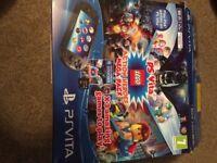 Brill condition ps vita with games