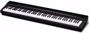 Casio Privia PX135 88-Key Full Sized Digital Piano & Stand Bench