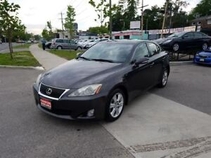 2009 Lexus IS 250 TWO SETS OF TIRES