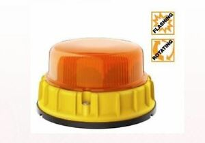 Hella K-LED 2.0 LED Beacon 12-27V Magnetique Amber