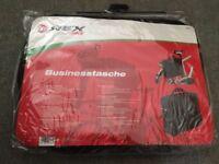 Brand new laptop bag with mountable on bike