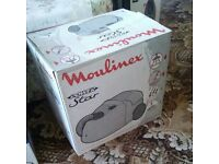New in box Moulinex vacuum cleaner