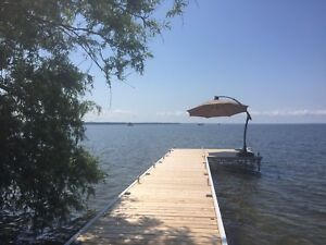 Cottage for rent, Lake Simcoe, waterfront