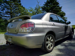 Fun, stylish and practical! 2007 Subaru Impreza 2.5i SE