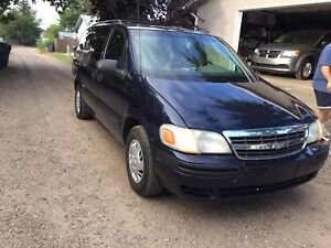 *REDUCED* 2002 Chevy Venture