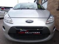 2010 FORD KA 1.2 EDGE HATCHBACK PETROL