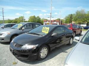 DEAL !2010 CIVIC! AUTOMATIC, BLACK COLOR! GREAT DEAL!