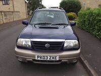 Superb condition Vitara 2.0 TD Must be seen Reduced for quick sale must go this week £1100