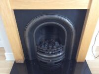 Coal-style gas fire