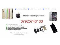 iPhone Screen Repair - 30 Minutes - *Best Price Guaranteed*
