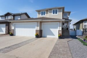 Move in READY Walkout two Storey!