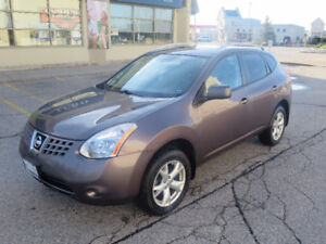 2009 Nissan Rogue SL AWD - Leather, Sunroof, Heated Seats, BT!