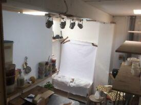 Art studio to rent in Hove x 2