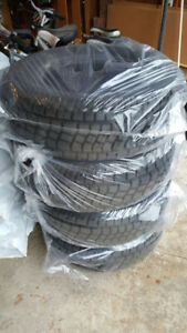Winter tires 235/70r/16 ONLY USED 1 SEASON