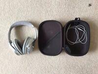 Bose Quietcomfort 35 Bluetooth headphones.