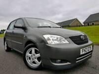 (New Model) 2004 Toyota Corolla 2.0 D4D T3, Lovely Example! Full Years MOT!