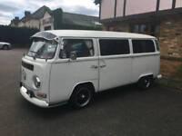 1972 VW T2 Crossover Bay Camper Van