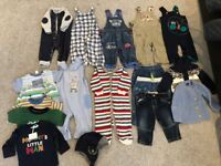 Boys Clothes Bundle 6-9 Months