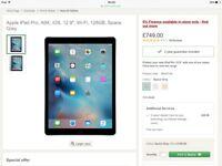 Brand new and sealed iPad Pro 12.9 128 Gb