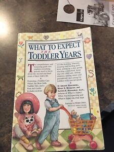 What to expect -Toddler