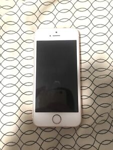16gb Iphone SE with Telus Rose Gold
