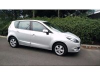 2011 RENAULT SCENIC DYNAMIQUE 1.6 VVT TOM TOM – MOT'D APRIL 18, SERVICED, SUPER VALUE
