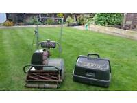 ATCO COMMODORE B17 self propelled mower