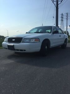 Safetied 2011 Ford Crown Victoria P71