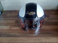LS2 motorbike helmets.