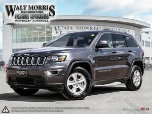 2017 JEEP GRAND CHEROKEE LAREDO: NO ACCIDENTS, ONE OWNER, REAR-V