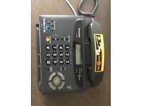 Panasonic Fax / Telephone & Answer Machine
