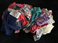 9-12 month large bundle of girls clothes
