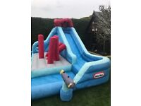 Little tikes inflatable water play activity centre