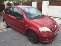 CITROEN C2 SX 1.4 petrol **MOT 24/01/18** ONLY 72k miles, GREAT RUNNER, GOOD CONDITION £395 ONO