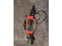 Climbing /walking bum bag