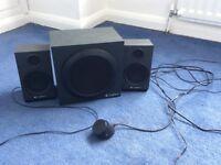 Logitech computer speakers Z 333