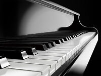 In-Home Piano Lessons - Starting September