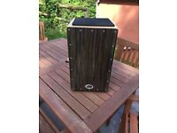 WHO - Cajon with snare for Sale