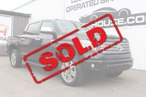 2014 Toyota Tundra Platinum 5.7L V8 ***SOLD***