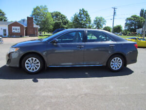 2012 Toyota Camry LE Sedan TRADE WELCOME