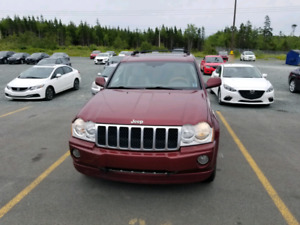 2007 Jeep Grand Cherokee 3.0L diesel Overland edition for sale