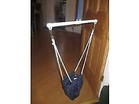 Mothercare baby door frame bouncer - as new - £8