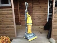 Dyson DC07 in very good clean condition + some spares