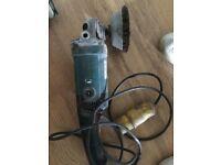 Sds plus, sds hammer drill, 110v makita grinder / wire brush