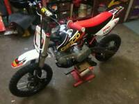 140cc pitty