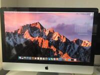 Imac late 2009 27 inch excellent condition